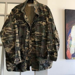 UO Camo Jacket